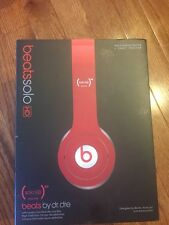 BEATS BY DR. DRE SOLO HD BAND HEADPHONES