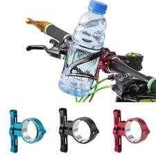 Bicycle Water Bottle Cage Mount Holder Alloy Handlebar Seat Post Rack T4J3