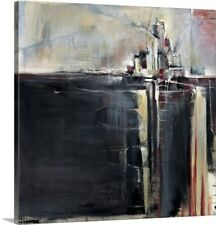 Canvas On Demand 'Port' by Terri Burris Painting Print on Canvas