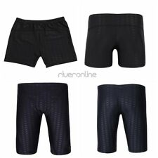 Mens Quick Dry Compression Soft Trunks Shorts Tights Gym Swimsuit Swimwear Fit