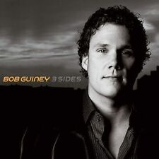 3 Sides by Bob Guiney CD Compact Disc New Sealed Bachelorette