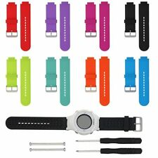 Silicone Wrist Band Strap for Garmin Approach S2 /S4 GPS Golf Watch + 2 Tools
