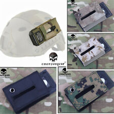 Tactical Strobe Light Protective Pouch Bag for MS2000 Helmet Military Bag Case