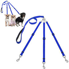 3 In 1 No Tangle Nylon Dog Pet Puppy Leash Adjustable with Padded Handle Exotic