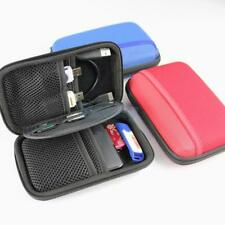 Slim External Drive Travel EVA Hard Protective Case Carrying Pouch Cover Bag