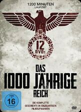the 1000-year Empire Schutzstaffel SS BODYGUARD Hitler youth KRIEG DVD Box