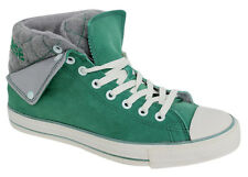 Converse Chuck Taylor Ct Pc Peel Back Mid Green suede Trainers Mens 136427C D37