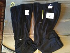 Nike Sweat Warm Up Jogging Pants Men New Tags Black Blue Gray