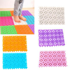 Non-slip PVC Bathroom Bath Shower Mat Waterline Anti Slip Pad Wet Floor Tub Mat