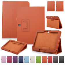 For Samsung Galaxy Tab3 10.1 P5200 New Leather Matte Stand Folio Case Cover