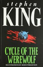Cycle of the Werewolf by King, Stephen 0450058786 The Fast Free Shipping