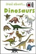 Mad About Dinosaurs (Ladybird Minis) by Ladybird 1846469228 The Fast Free
