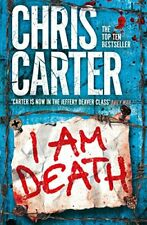 I Am Death (Robert Hunter 7) by Carter, Chris 1471132250 The Fast Free Shipping