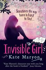 The Invisible Girl by Maryon, Kate 0007466900 The Fast Free Shipping