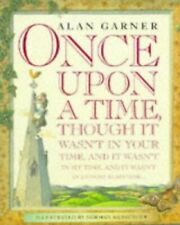 Once Upon a Time by Alan Garner Hardback Book The Fast Free Shipping
