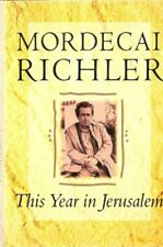 This Year In Jerusalem by Mordecai Richler 0394280555 The Fast Free Shipping