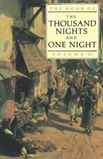 The Book of the Thousand and One Nights (Vol 3): Book of the Thous... 041504541X
