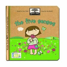 Green Start: The Five Senses by Innovative Kids Board book Book The Fast Free