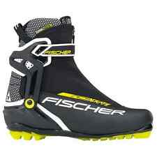 NEW FISCHER RC5 SKATE SKATING XC Cross Country SKI BOOTS - 44