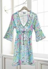 Mud Pie Fashion WILD PAISLEY BELL SLEEVE TUNIC 800727 Women's S M L XL Cover Up