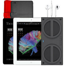 "Apple iPad 2 9.7"" Tablet 16GB Wi-Fi Black/White (MC769LL/A) (MC979LL/A) Bundle"