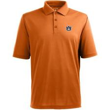 ANTIGUA MEN'S AUBURN TIGERS PIQUE XTRA LITE DESERT DRY™ POLO