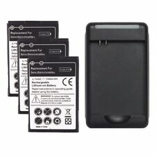 1500mAh Replacement Battery + Dock Charger for HTC DESIRE Z G2 incredible S G11