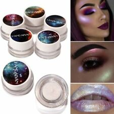 Beauty Makeup Bling Pigment Glitter Shimmer Gel Face Lip Body Eyeshadow Cosmetic