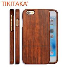 Natural Wood Case For iPhone 7 6 6s Plus 5 5s SE Cover High Quality Durable Real