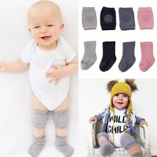 Cute Baby Toddler Girls Boys Soft Leggings Warmer Leg Warmers Knee Pads+Socks