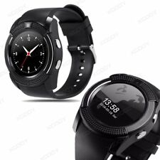 Bluetooth Smart Wrist Watch Phone Mate GSM Camera For Samsung Android IOS iPhone