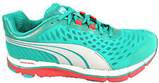 Puma Faas 600 V2 Womens Green Mesh Lace Running Shoes Trainers (187297 01 U52)