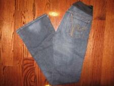 Women's Citizens Of Humanity Maternity Belly Panel Stretch Blue Denim Jeans 28