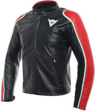 Dainese Mens Speciale Soft-Armored Leather Jacket