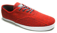 DVS Chill Skate SHOES Vino Jordy Red JOR