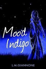 Mood Indigo by L.M. Giannone (English) Paperback Book Free Shipping!