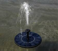 Solar Water Pump Water Fountain Pump Fountain Pond