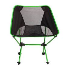 Folding Chair Portable Light weight Fishing Chair Seat Stool Camping Pouch