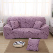 Stretch Sofa Slipcover Furniture Protector Dog Cat Pet 1/2/3 Seater Pink