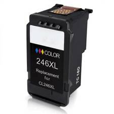 1X Canon PG-245 CL-246 Ink Cartridge High Yield Ink Level Printer Remanufactured