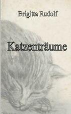 Katzentr by Brigitta Rudolf (German) Paperback Book Free Shipping!