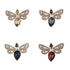 Cute Bee Brooches Fly Insect Brooch Pins Scarf Dress Lapel Pin Suit Jewelry