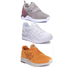 Asics Gel-Lyte V Unisex Suede Leather Trainers