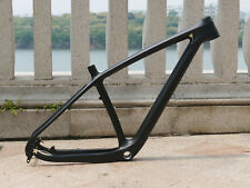 Toray Carbon Full Carbon 29ER Mountain Bike Frame MTB 142*12mm Bicycle Frame