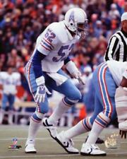Robert Brazile Houston Oilers NFL Action Photo VD041 (Select Size)