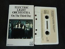 ELECTRIC LIGHT ORCHESTRA ON THE THIRD DAY RARE AUSTRALIAN CASSETTE TAPE!
