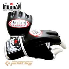 Morgan Ultimate MMA Grappling Gloves UFC Fight Boxing Punch Bag Sparring Mitts