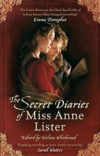 The Secret Diaries Of Miss Anne Lister (Virago Mode... by Lister, Anne Paperback