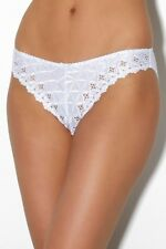 PANTIES BRAZILIAN AUBADE WHITE COLOR model BAHIA SIZE FRA 1/2/3/4