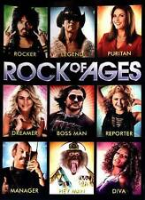 Rock of Ages (DVD, 2012) - NEW!!